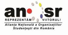 ANOSR Alianta Nationala a Organizatiilor Studentesti din Romania