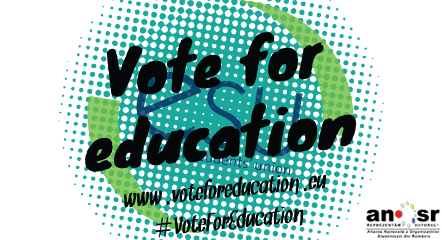 ANOSR ESU Vote for education