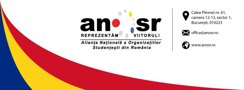 Retrospectivă activitate ANOSR – an universitar 2015-2016
