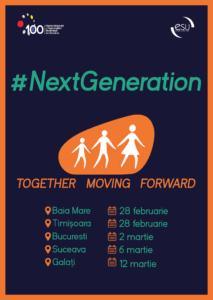 Un pas către #NextGeneration